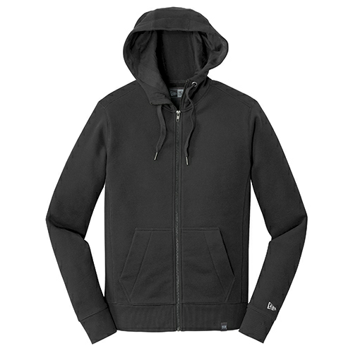 New Era French Terry Full-Zip Hoodie