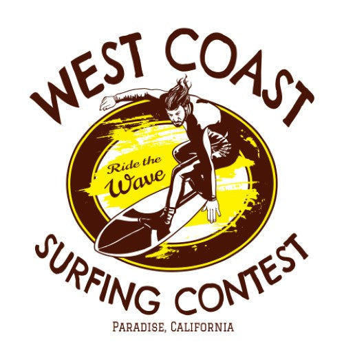 Ride The Wave Surfing Contest