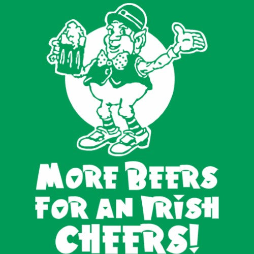 Irish Cheers!
