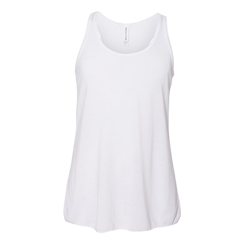 Bella Canvas Youth Flowy Racerback Tank