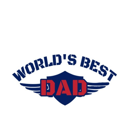 Father's Day - World's Best Dad