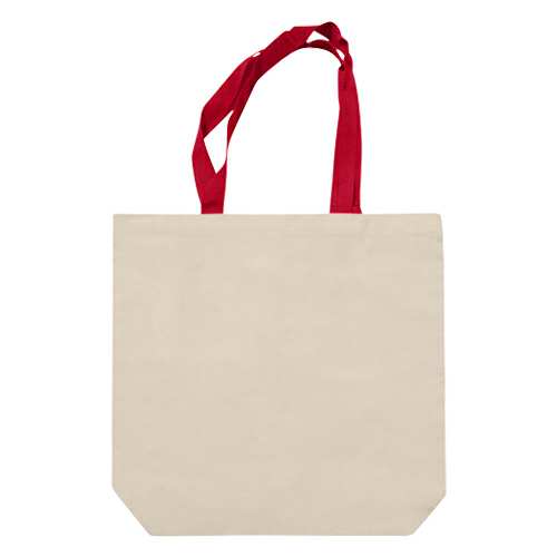 Liberty Bags Canvas Tote with Contrasting Handles