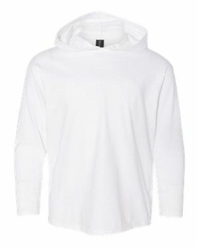 Anvil - Youth Long Sleeve Hooded T-Shirt