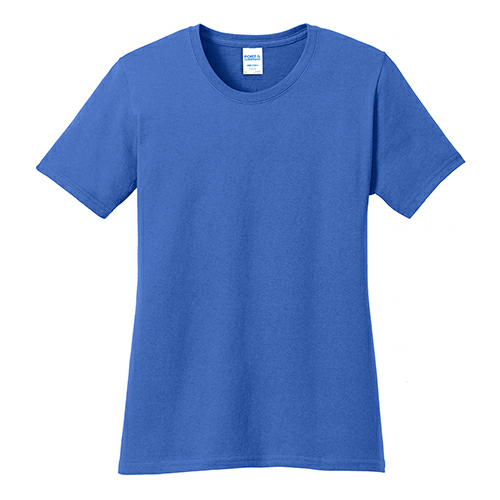 Port and Company Ladies Core Cotton Tee