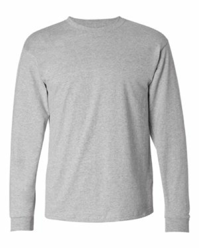 Hanes Adult 6 oz. Authentic-T Long-Sleeve T-Shirt