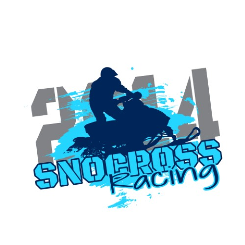Snocross Racing - Snowmobile