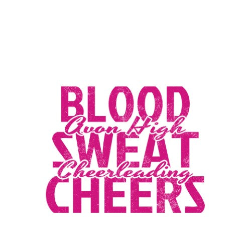 Blood, Sweat, Cheers