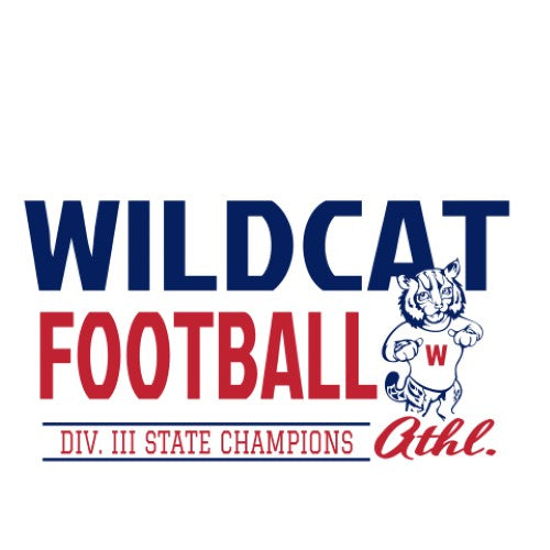 Wildcats Football - State Champions