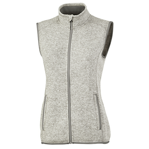 Charles River Womens Pacific Heathered Vest