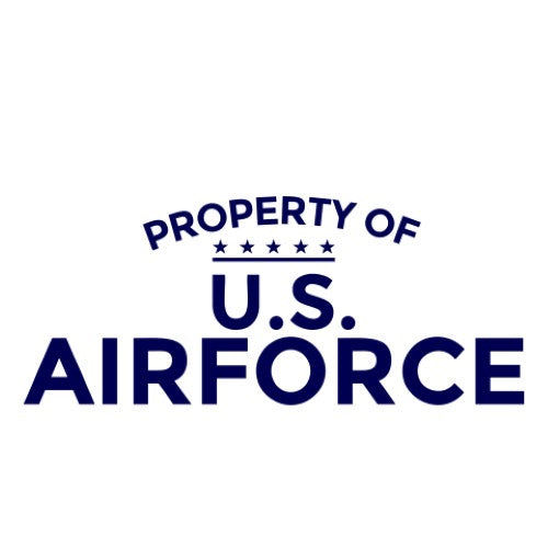 Property Of U.S. Air Force