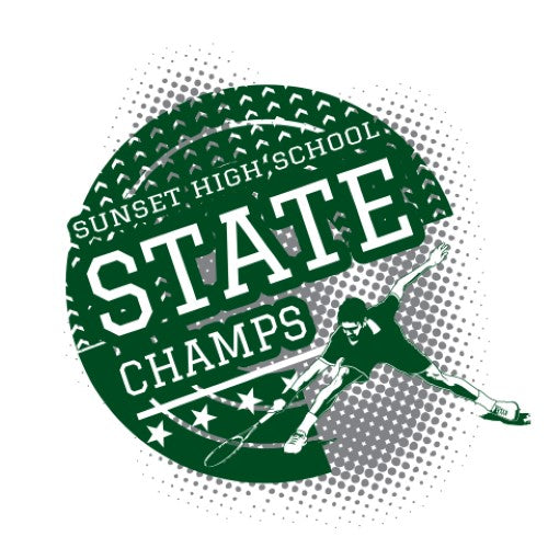 State Champs - Tennis