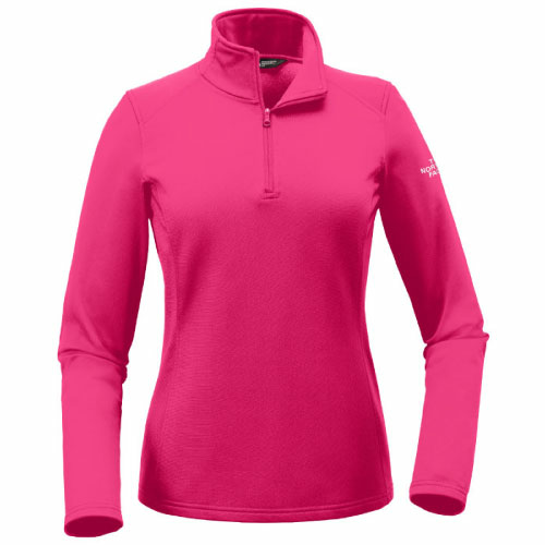 The North Face Ladies Tech Quarter Zip Fleece