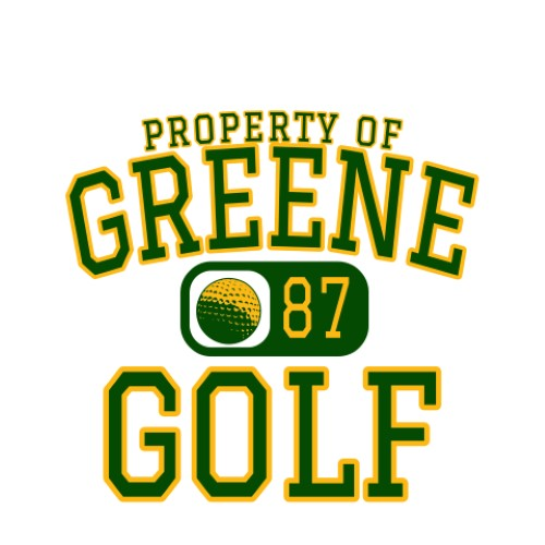 Athletic - Golf / Property Of
