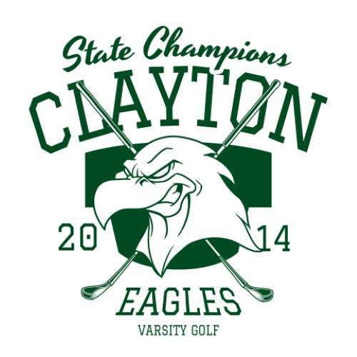 Golf - Eagles - Champions