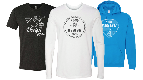 fcf24ecf57f9 Custom T-Shirt Printing with No Minimums from UGP