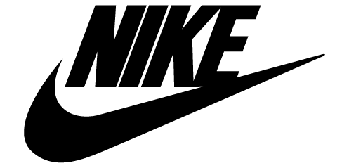 Nike brand t-shirts & apparel for custom printing