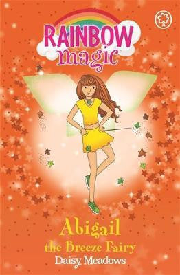 Rainbow Magic, Abigail The Breeze Fairy Book