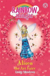 Rainbow Magic, Alison The Art Fairy Book