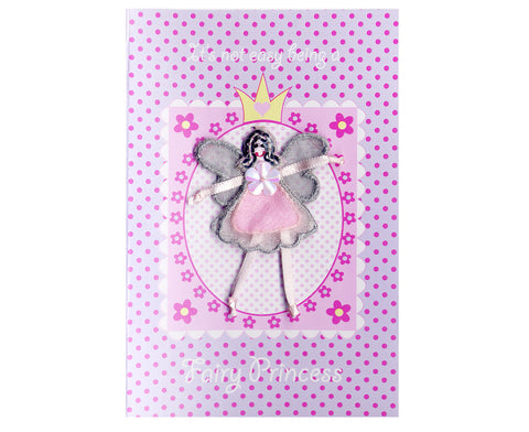 It's Not Easy Being A Fairy Princess Card