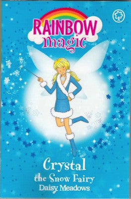 Rainbow Magic, Crystal The Snow Fairy Book