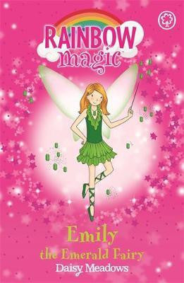 Rainbow Magic, Emily The Emerald Fairy Book
