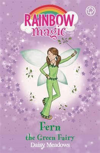 Rainbow Magic, Fern The Green Fairy Book