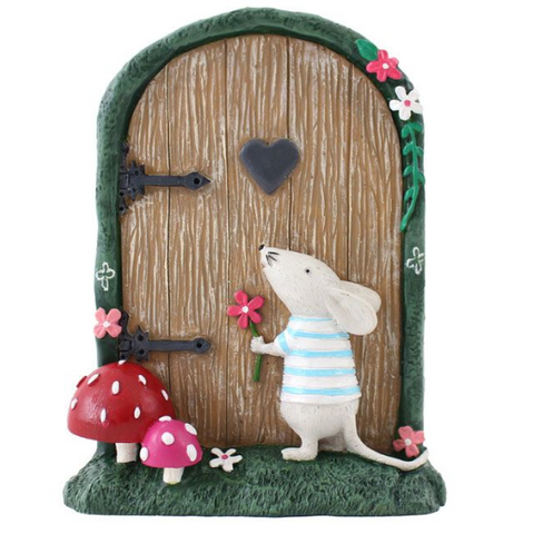 Fairy Door With Marvin Mouse