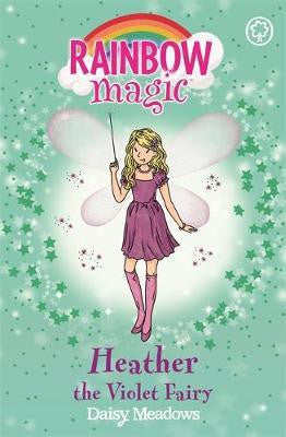 Rainbow Magic, Heather The Violet Fairy Book