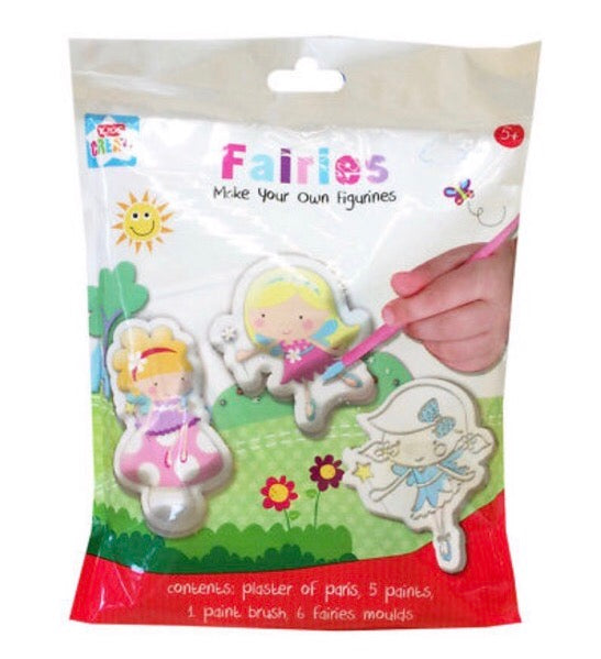 Kids Create Make Your Own Fairies