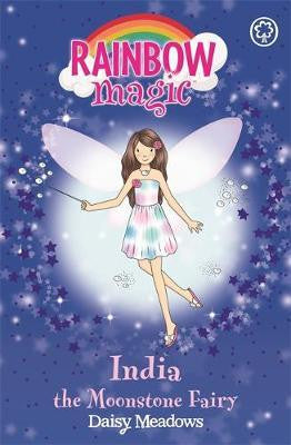 Rainbow Magic, India The Moonstone Fairy Book