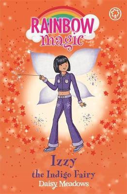 Rainbow Magic, Izzy The Indigo Fairy Book