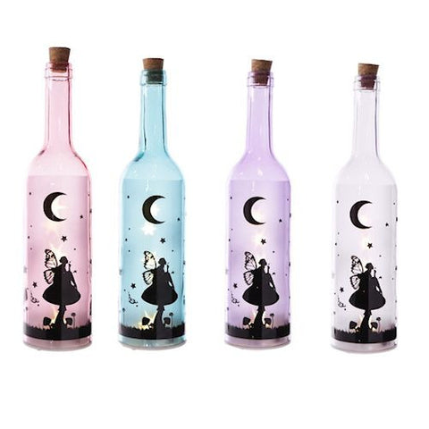 Fairy Moonlight LED Bottle