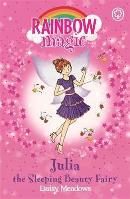 Rainbow Magic, Julia The Sleeping Beauty Fairy Book