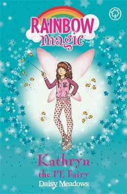 Rainbow Magic, Kathryn The PE Fairy Book