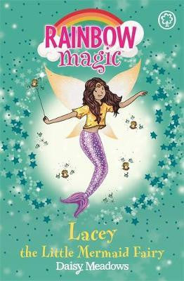 Rainbow Magic, Lacey The Little Mermaid Fairy Book
