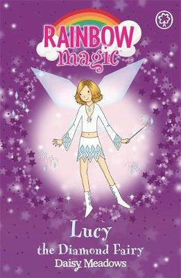 Rainbow Magic, Lucy The Diamond Fairy Book