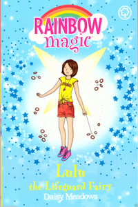 Rainbow Magic, Lulu The Lifeguard Fairy Book
