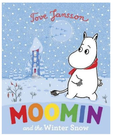 Moomin And The Winter Snow
