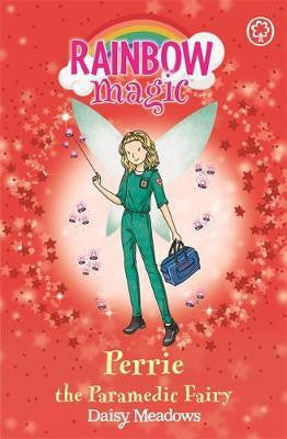 Rainbow Magic, Perrie The Paramedic Fairy Book