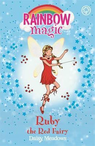 Rainbow Magic, Ruby The Red Fairy Book