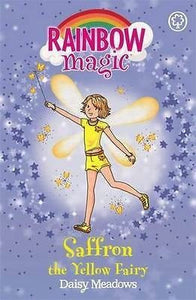 Rainbow Magic, Saffron The Yellow Fairy Book