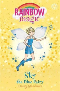 Sky The Blue Fairy Book