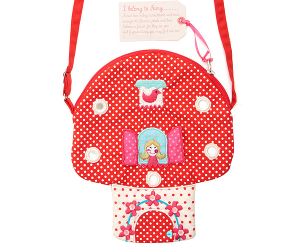 Fairy Toadstool Shoulder Bag