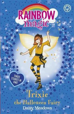 Rainbow Magic Special Edition, Trixie The Halloween Fairy 3 in 1 Book