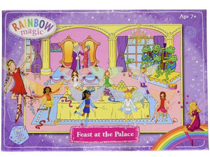 Rainbow Magic Jigsaw - A Feast At The Palace