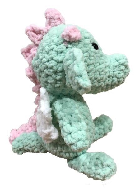 Handmade Doris The Dragon