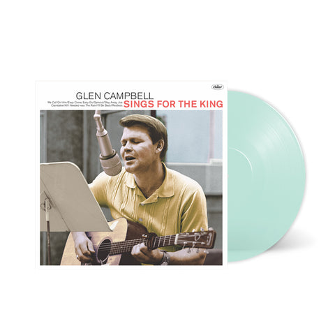Glen Sings For The King Limited Edition LP