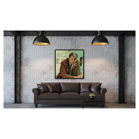 'Gentle On My Mind' Canvas Wall Art
