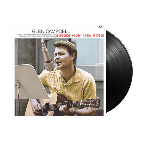 Glen Sings For The King LP