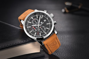 GShed BENYAR Luxury Mens Watches